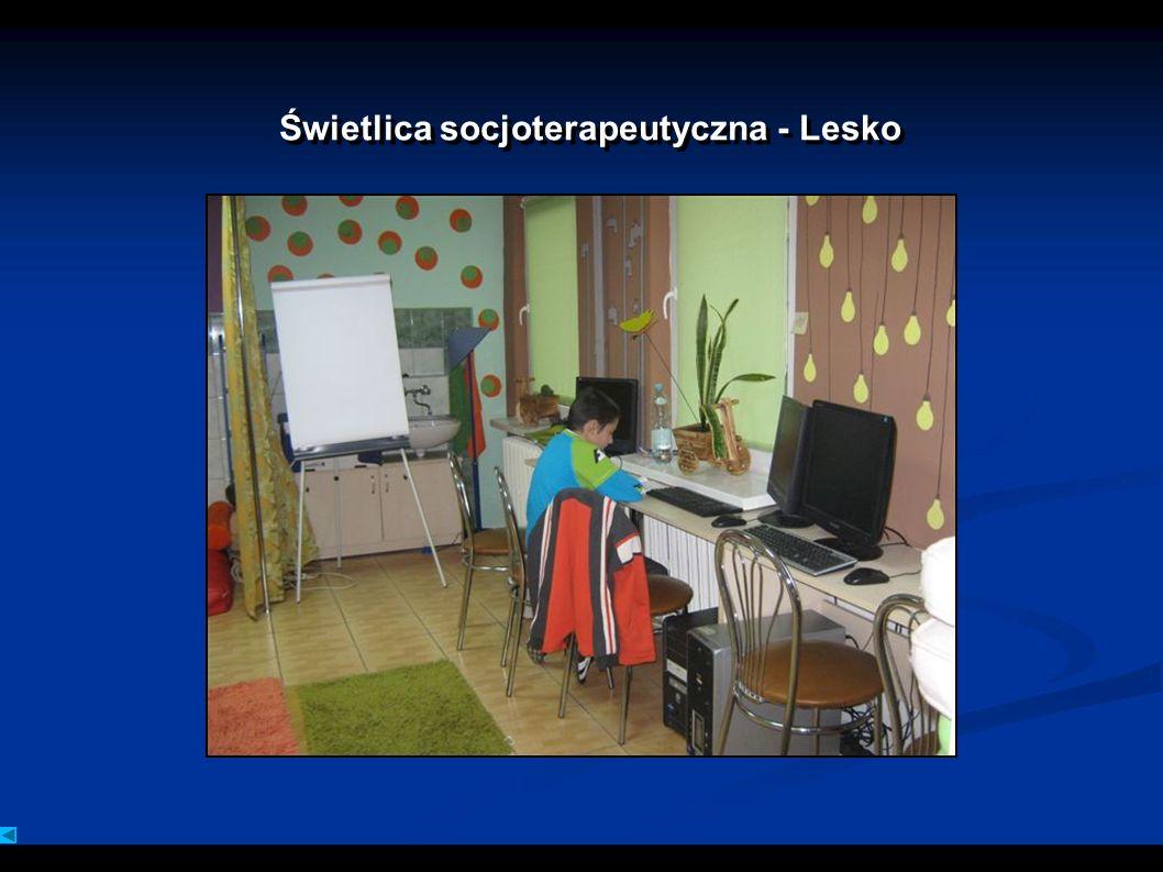 Świetlica socjoterapeutyczna - Lesko