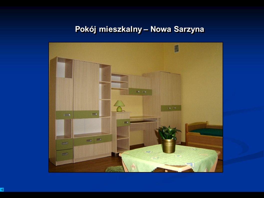Pokój mieszkalny – Nowa Sarzyna