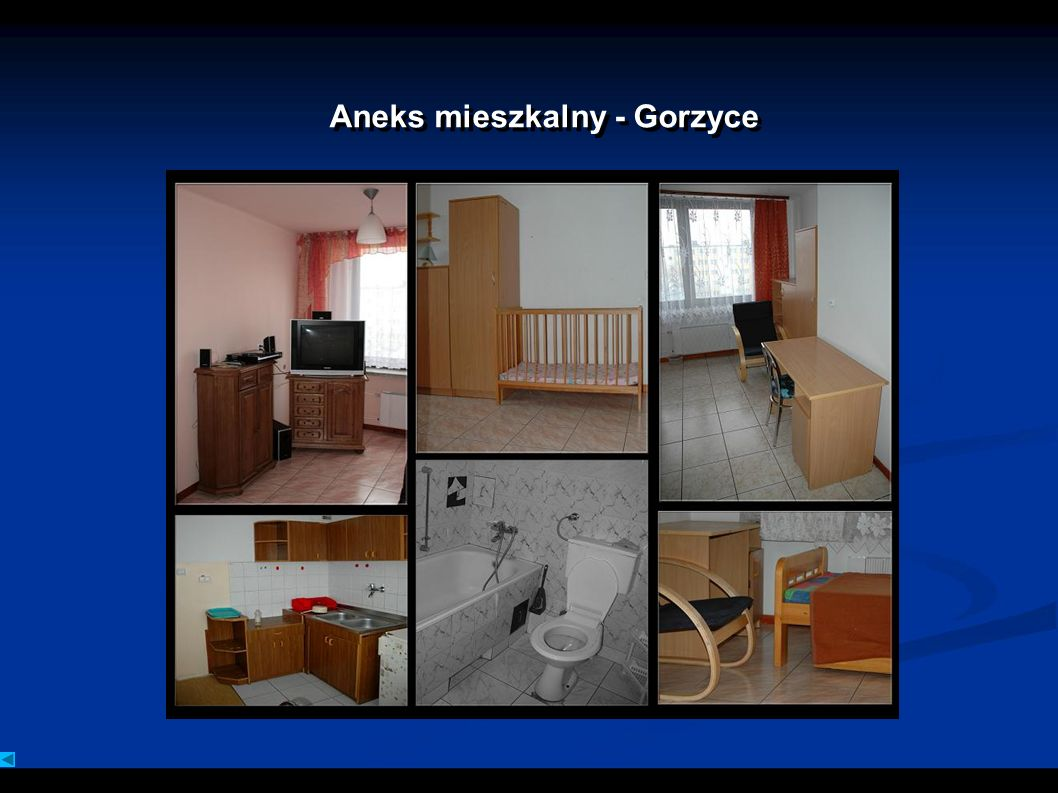 Aneks mieszkalny - Gorzyce