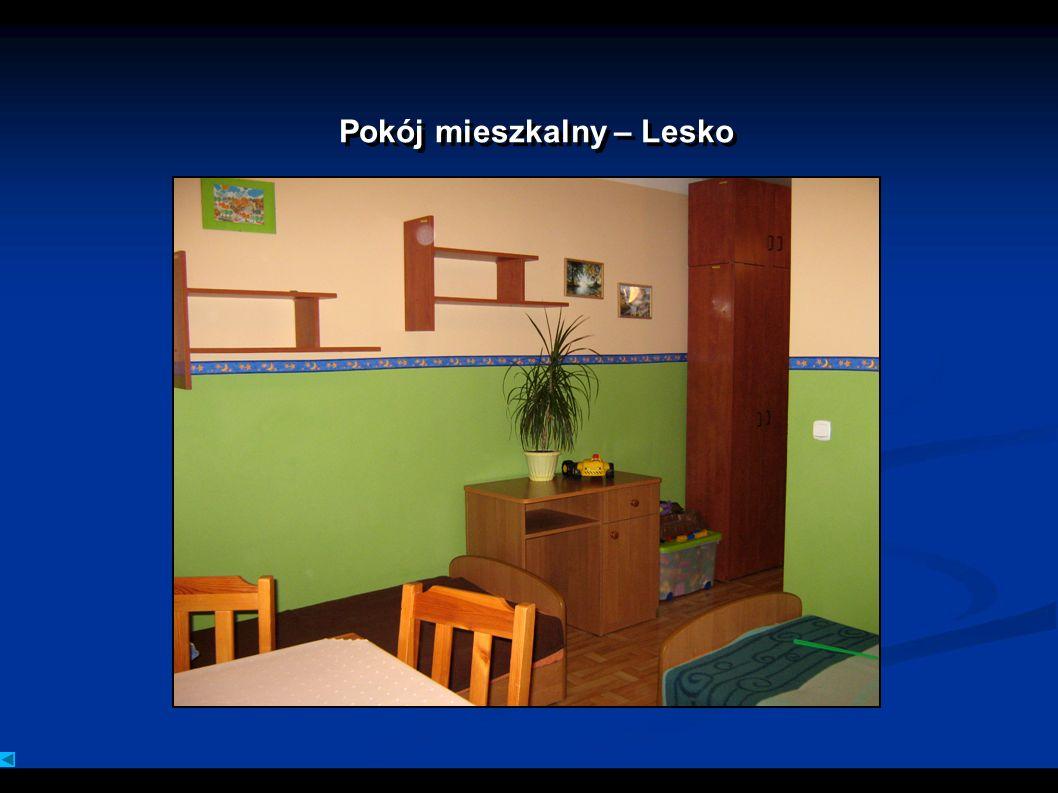 Pokój mieszkalny – Lesko