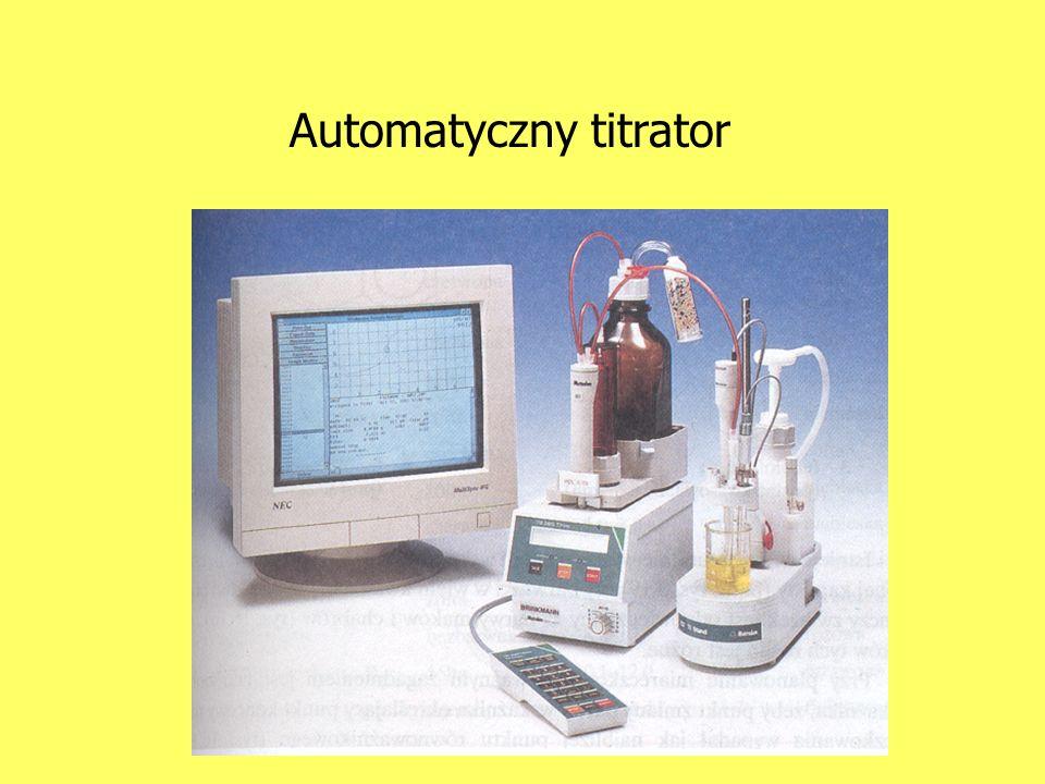 Automatyczny titrator