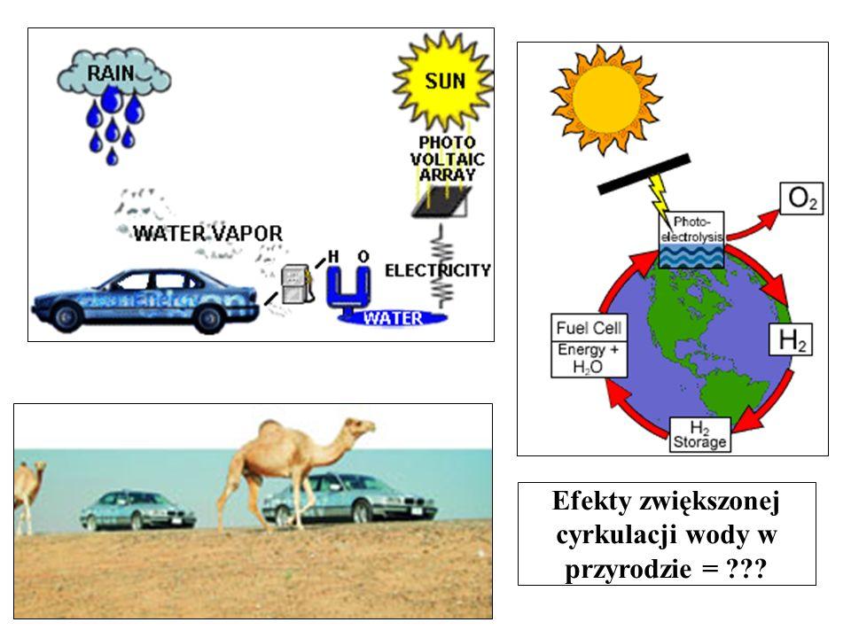 Efekty zwiększonej cyrkulacji wody w przyrodzie =