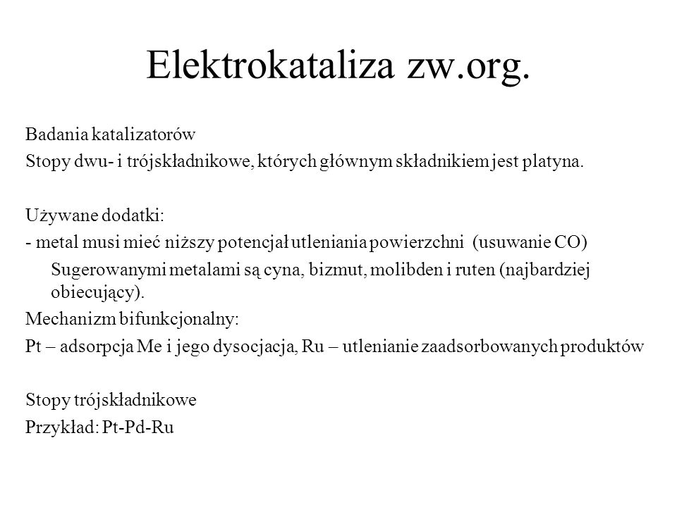 Elektrokataliza zw.org.
