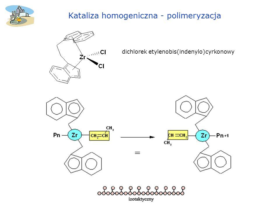 Kataliza homogeniczna - polimeryzacja