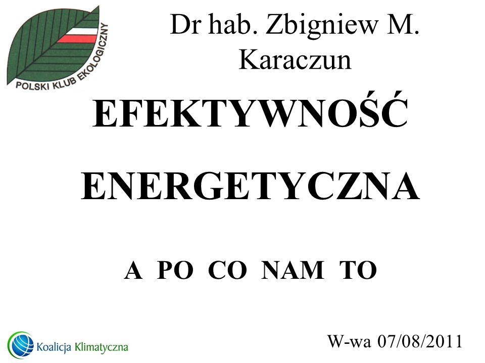 Dr hab. Zbigniew M. Karaczun