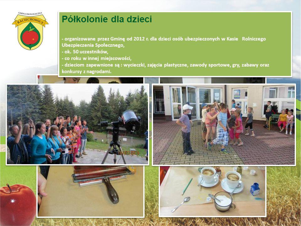 Polonia z Kirgistanu w Raciechowicach