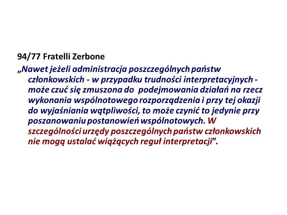 94/77 Fratelli Zerbone