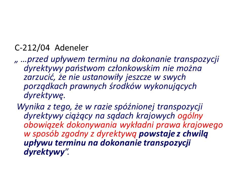 C‑212/04 Adeneler