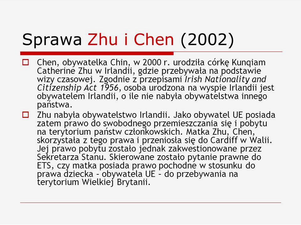 Sprawa Zhu i Chen (2002)