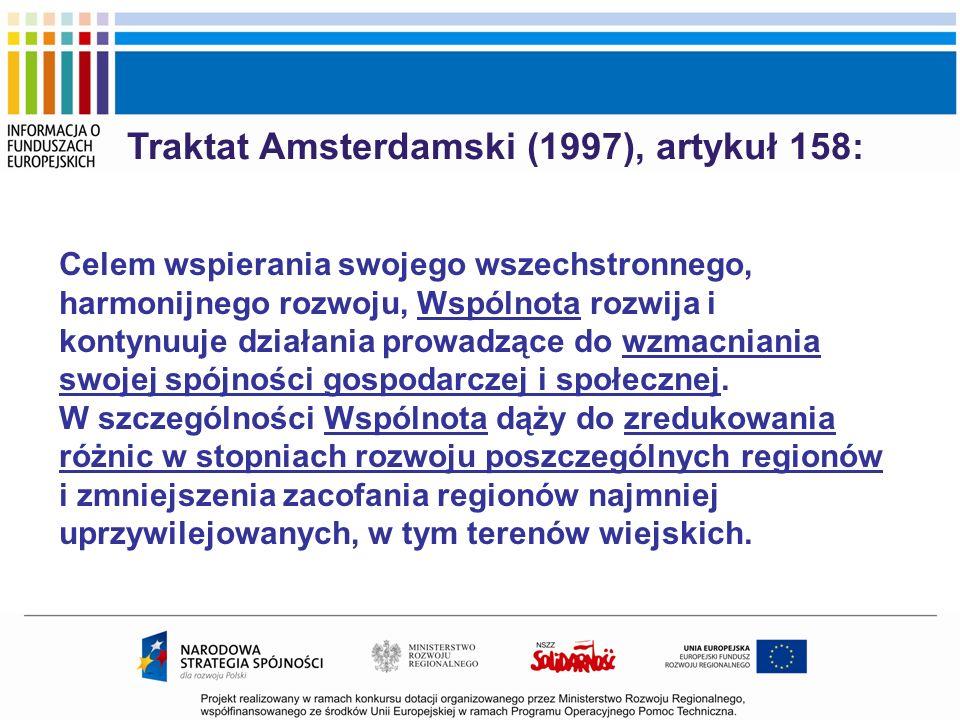 Traktat Amsterdamski (1997), artykuł 158:
