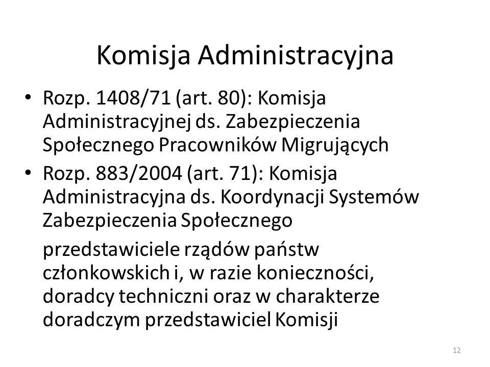 Komisja Administracyjna