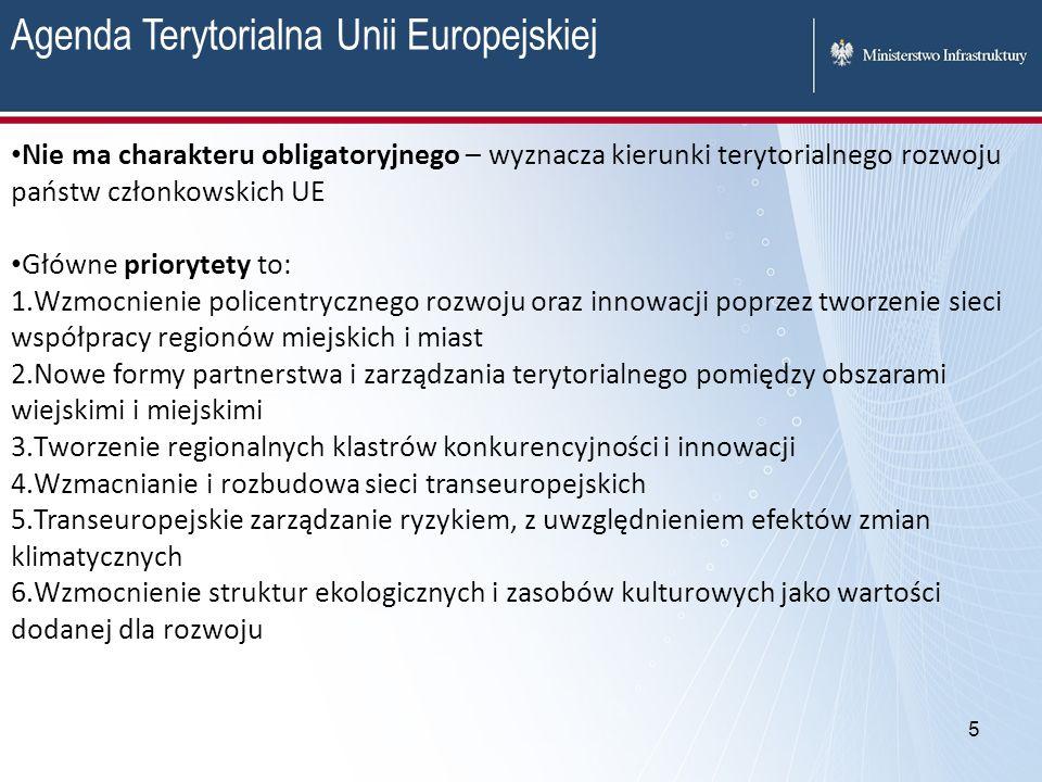 Agenda Terytorialna Unii Europejskiej