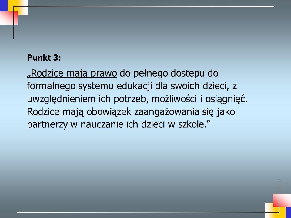 Punkt 3: