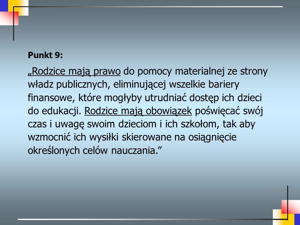 Punkt 9: