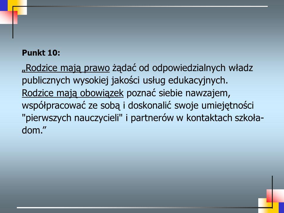 Punkt 10: