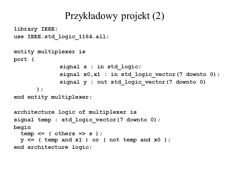 Przykładowy projekt (2)