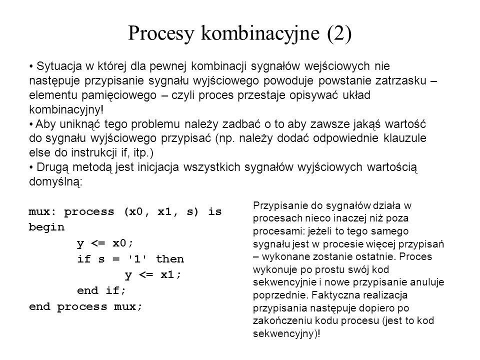 Procesy kombinacyjne (2)