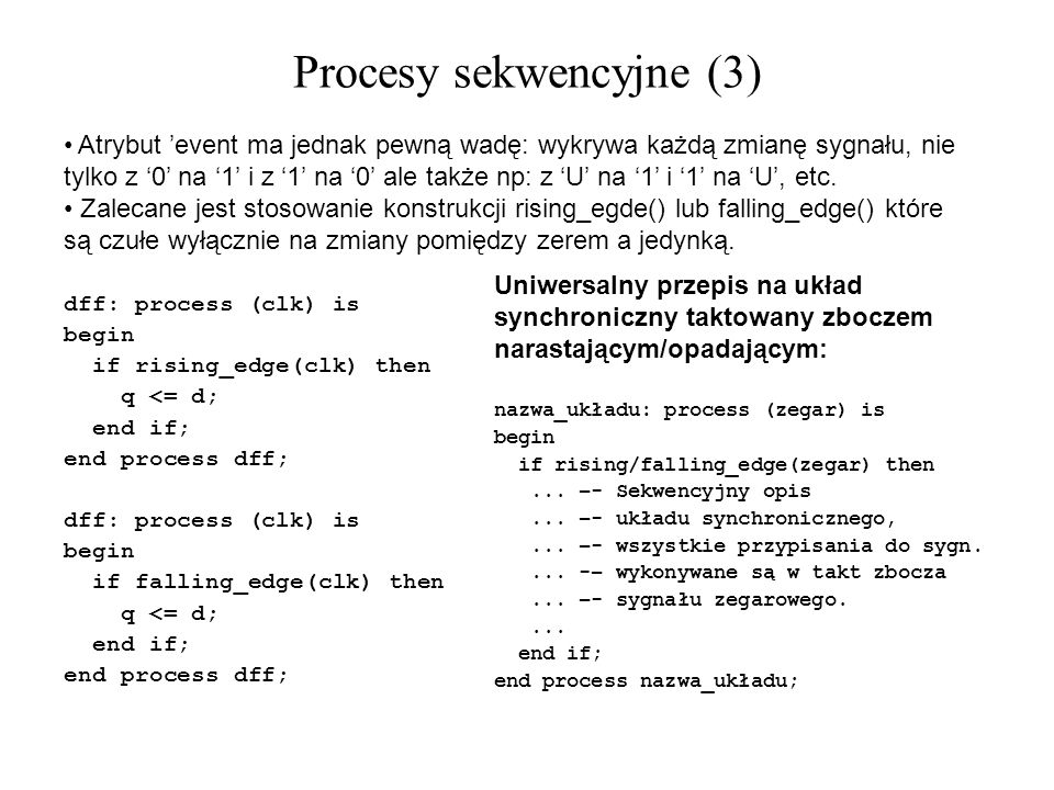 Procesy sekwencyjne (3)