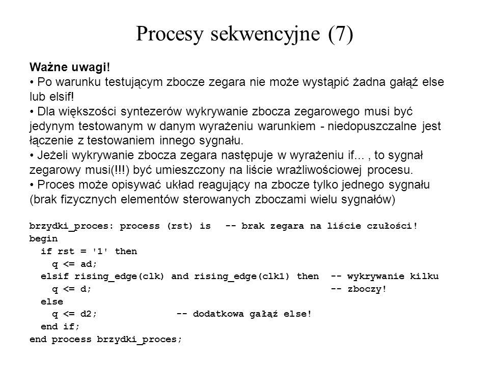 Procesy sekwencyjne (7)