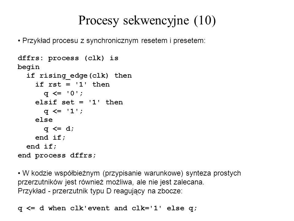 Procesy sekwencyjne (10)