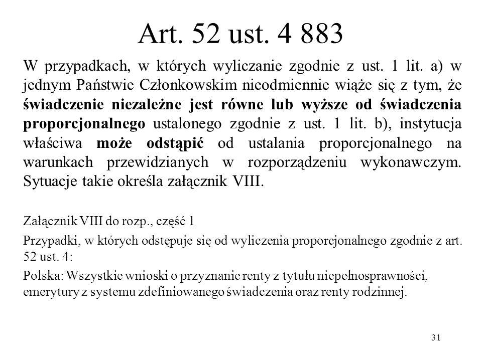 Art. 52 ust. 4 883