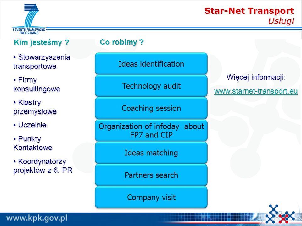 Star-Net Transport Usługi