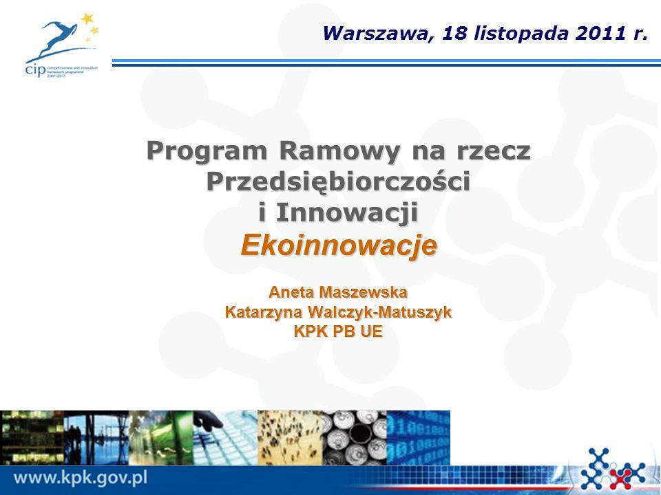 Warszawa, 18 listopada 2011 r.