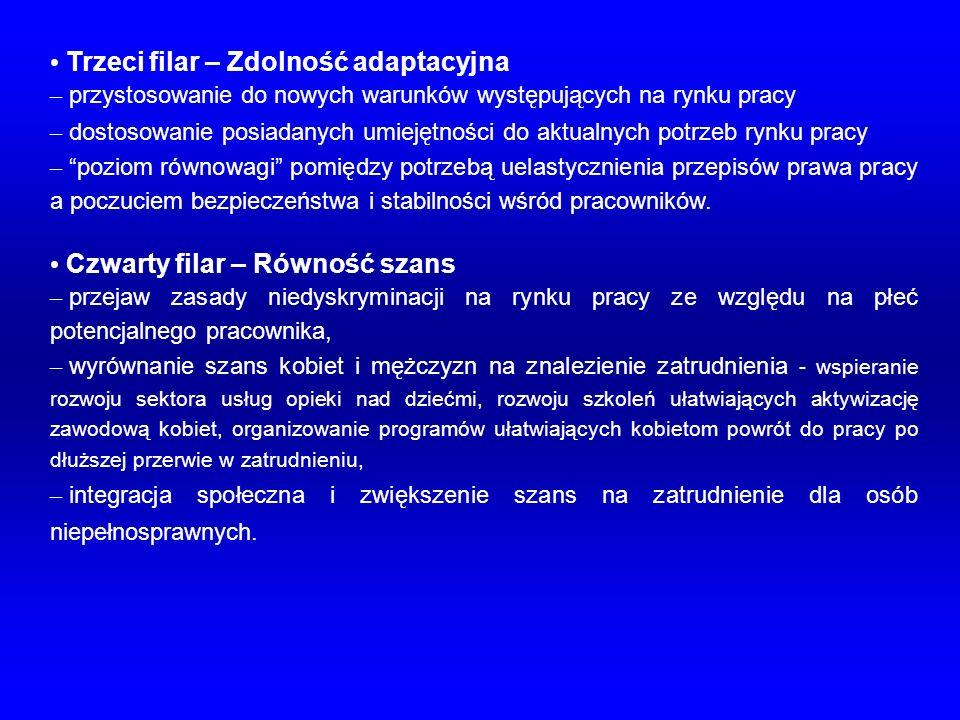 Trzeci filar – Zdolność adaptacyjna
