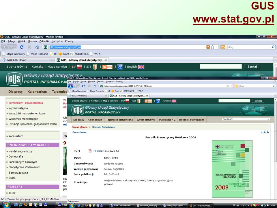 GUS www.stat.gov.pl