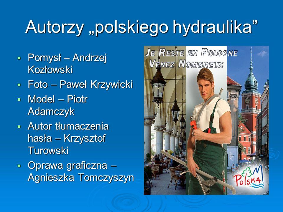 """Autorzy """"polskiego hydraulika"""