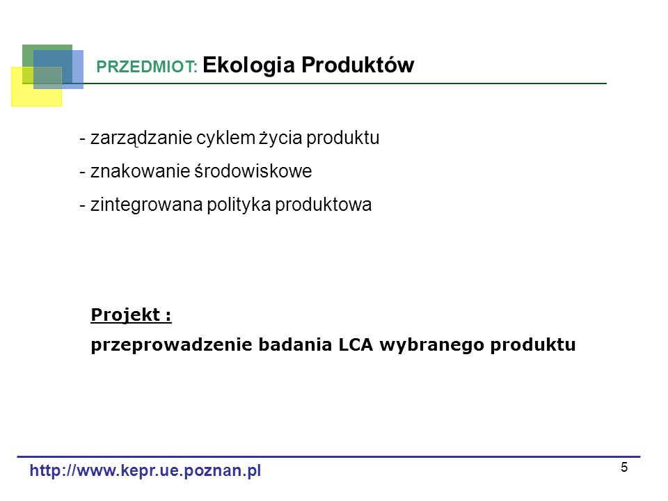 zarządzanie cyklem życia produktu znakowanie środowiskowe