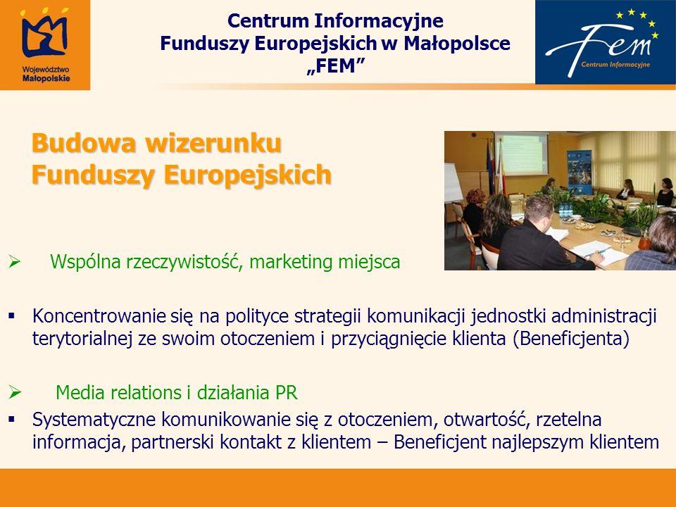 Budowa wizerunku Funduszy Europejskich