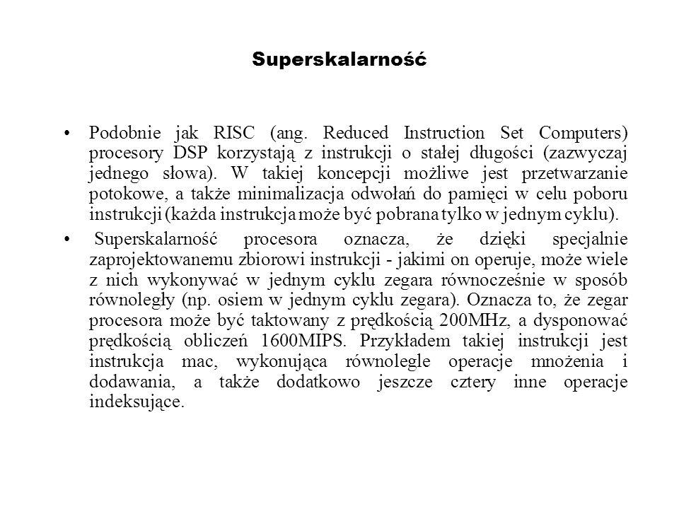 Superskalarność