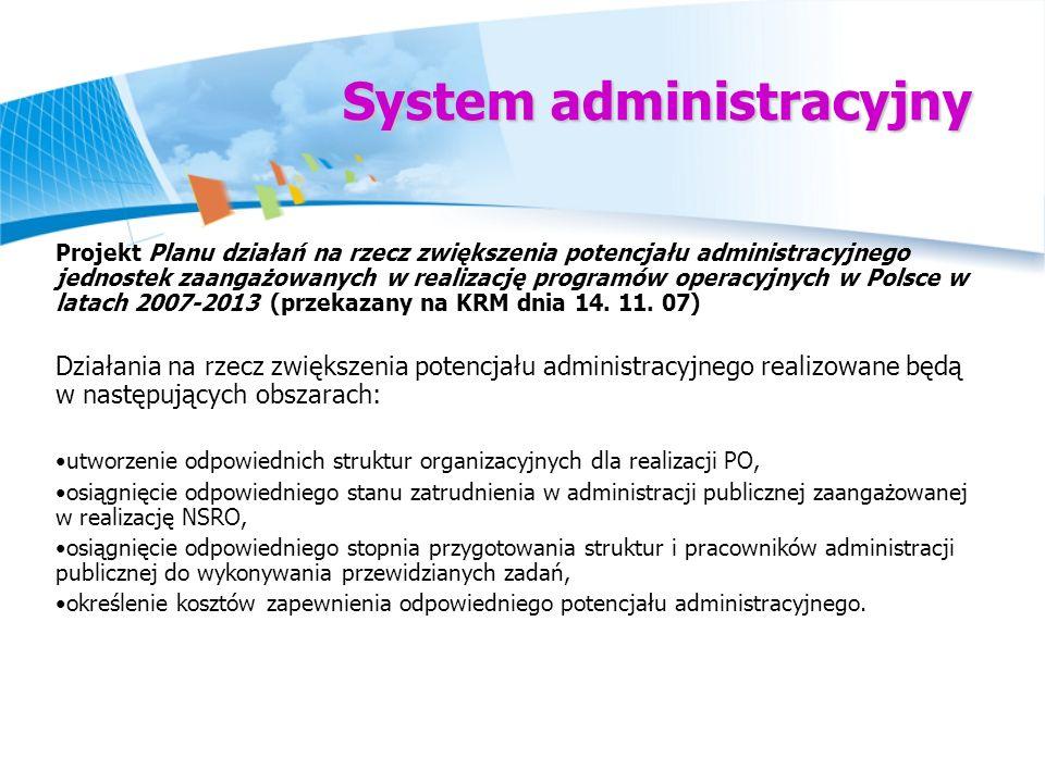 System administracyjny