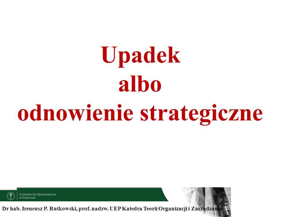 odnowienie strategiczne