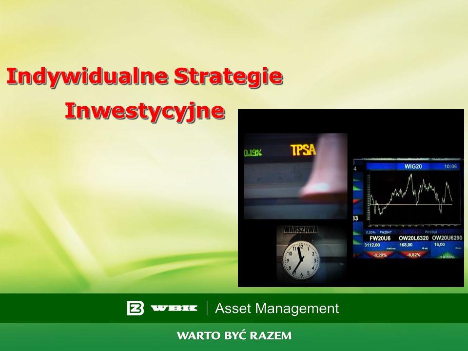 Indywidualne Strategie Inwestycyjne