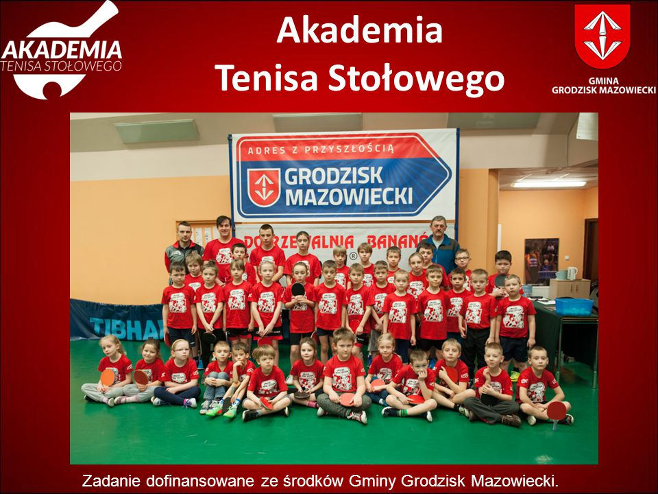 Akademia Tenisa Stołowego