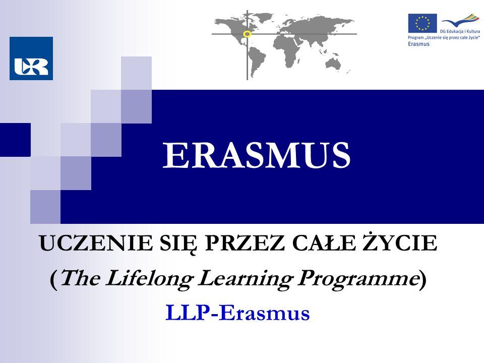 UCZENIE SIĘ PRZEZ CAŁE ŻYCIE (The Lifelong Learning Programme)