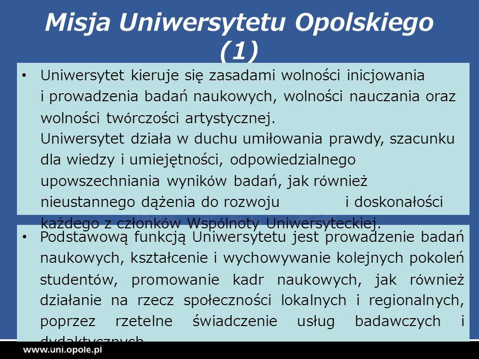 Misja Uniwersytetu Opolskiego (1)
