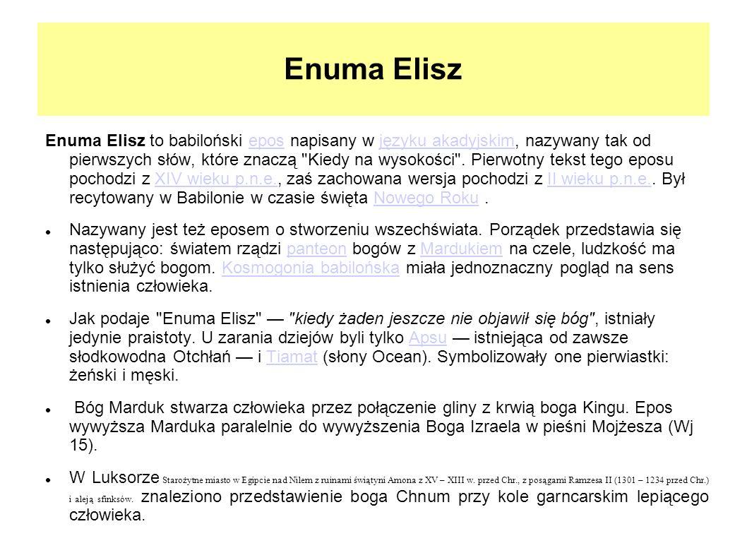 Enuma Elisz