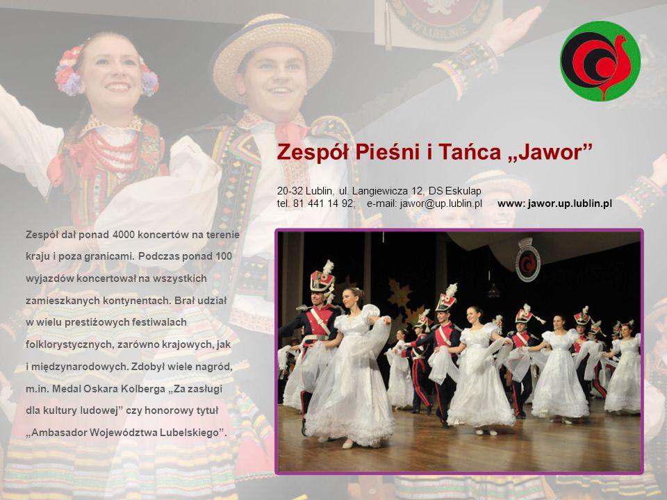 """Zespół Pieśni i Tańca """"Jawor"""
