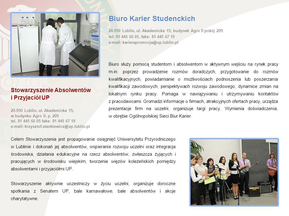 Biuro Karier Studenckich