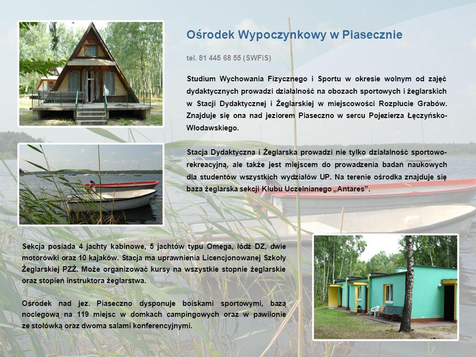 Ośrodek Wypoczynkowy w Piasecznie