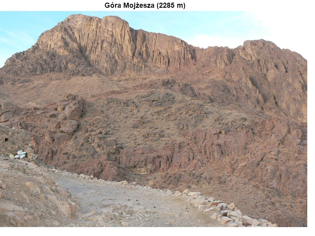 Góra Mojżesza (2285 m)