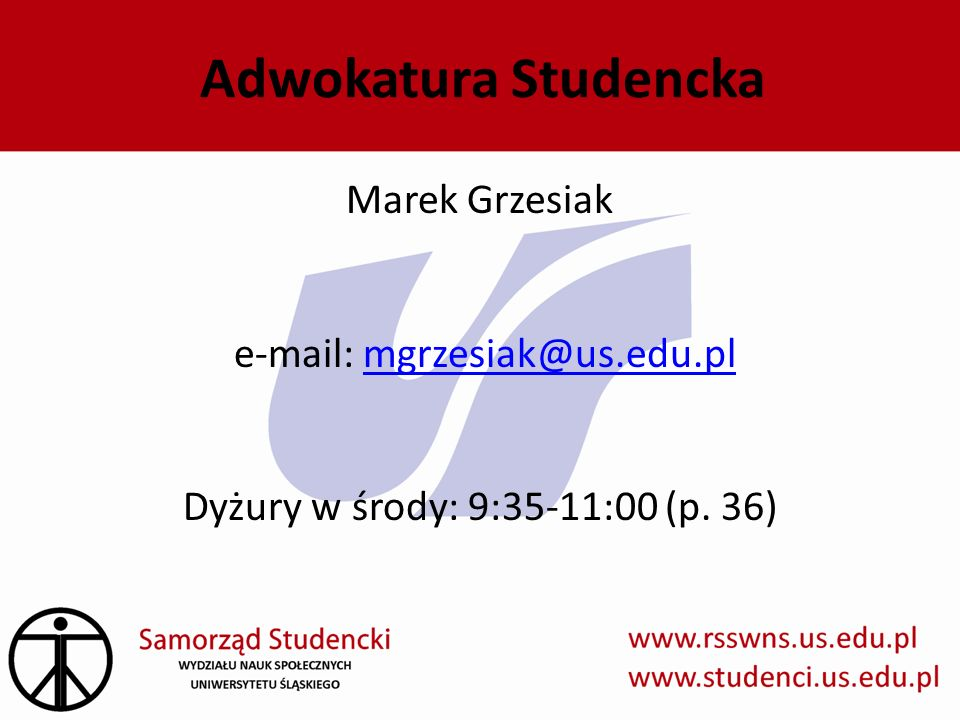e-mail: mgrzesiak@us.edu.pl