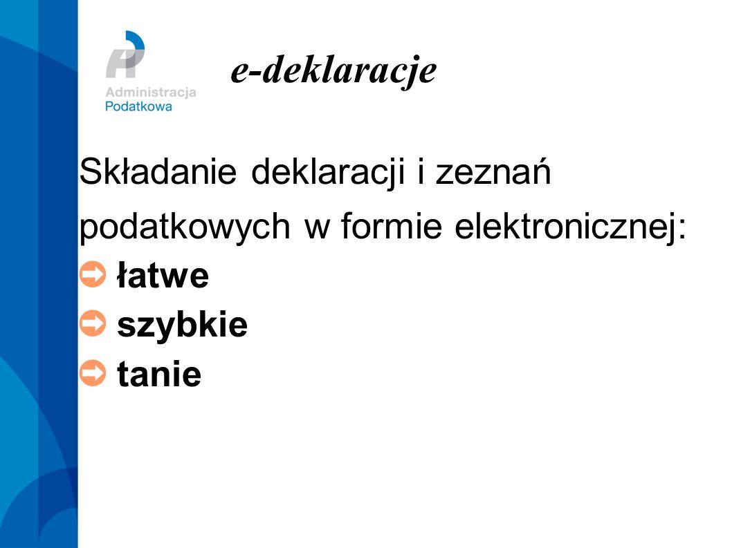 e-dee-deklaracjeklaracje