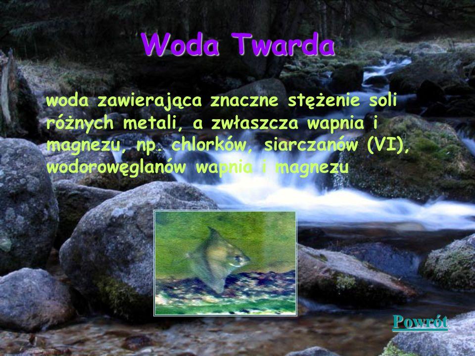 Woda Twarda