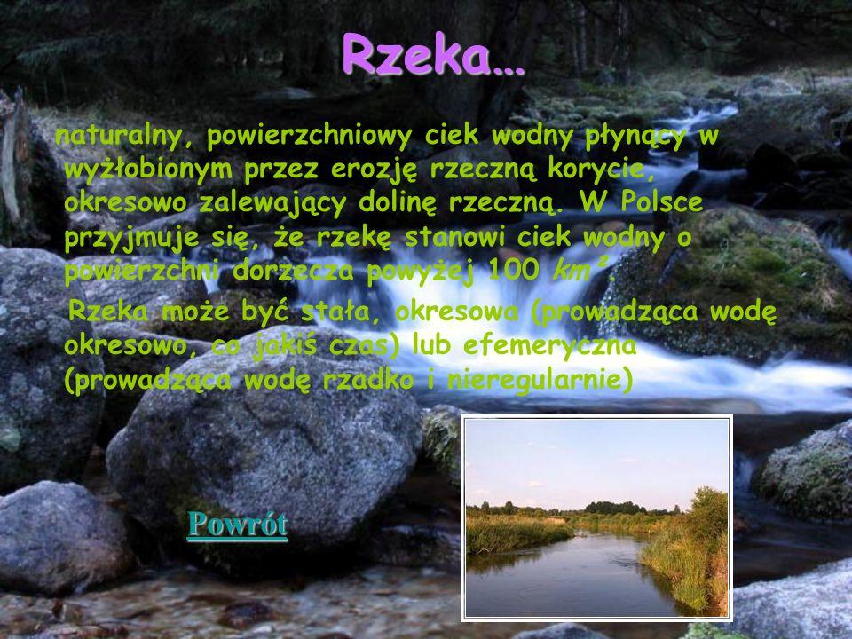 Rzeka…