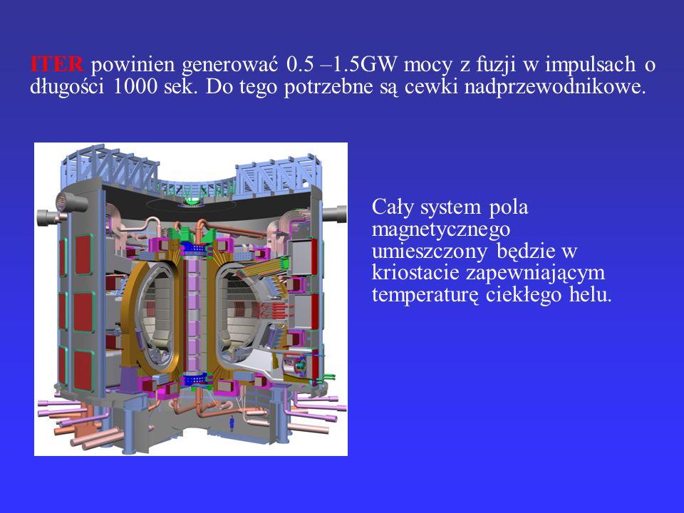 ITER powinien generować 0. 5 –1