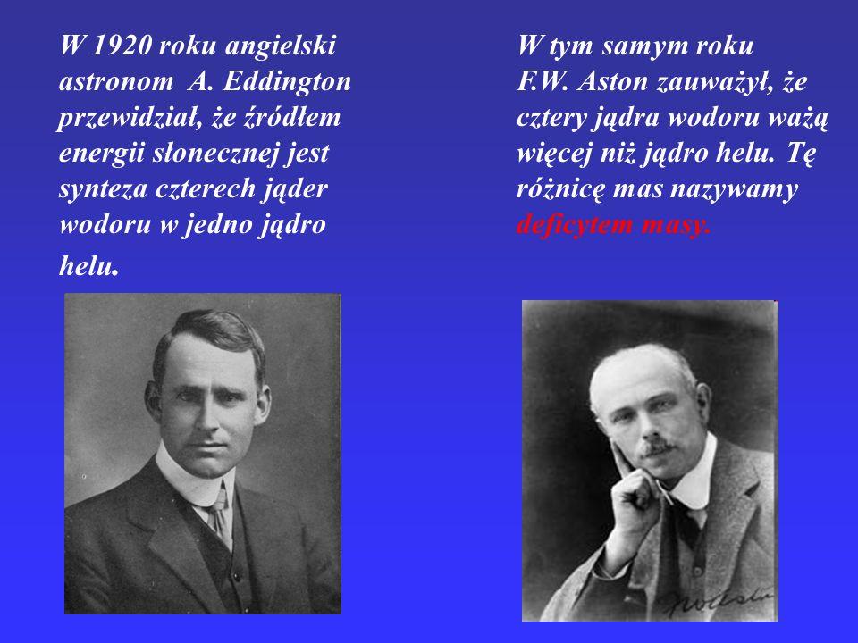 W 1920 roku angielski astronom A